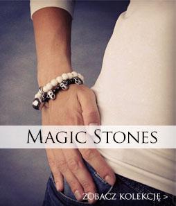 bransoletki z kamieniami i charsami