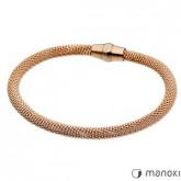 BA235R bransoletka damska w kolorze różowego złota