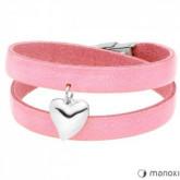 BA336P różowa bransoletka