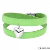 BA336Z zielona bransoletka