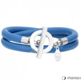 BA352SN niebieska bransoletka