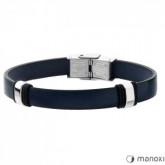 BA369F niebieska bransoletka