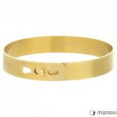 BA376G minimalistyczna bransoletka