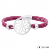 BA387SP różowa bransoletka