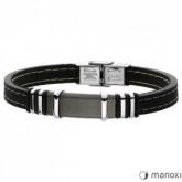 BA403S czarna bransoletka