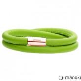 BA510RZ zielona bransoletka