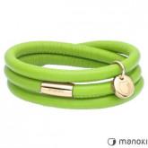 BA541GZ zielona bransoletka