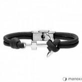 BA628B czarna, minimalistyczna
