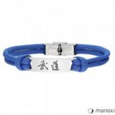 BA711N niebieska bransoletka