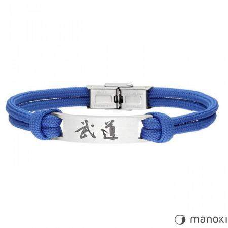 BA711N niebieska bransoletka BUDO