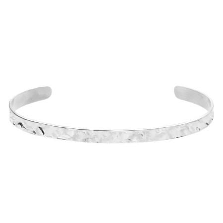 BA766 minimalistyczna bransoletka bangle stal szlachetna