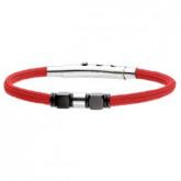 BA781C czerwona bransoletka