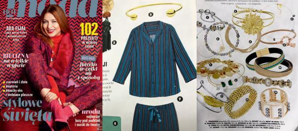 Co kupić według Hot Moda :: pozłacane bransoletki Manoki