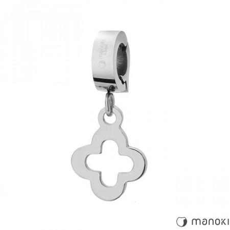HA013 charms w kształcie koniczyny