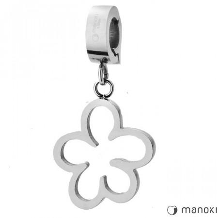 HA016 charms w kształcie kwiatu