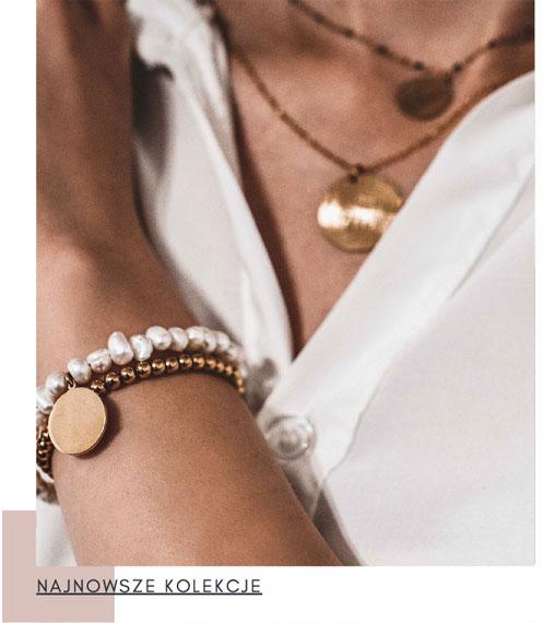 kolekcje modnej biżuterii