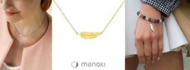 Lekkie inspiracje, czyli biżuteria z piórkami