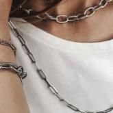 Naszyjniki łańcuchy - back to 90s-80s!