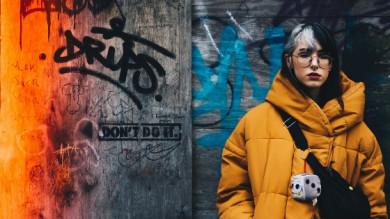 Różowe złoto i streetwear