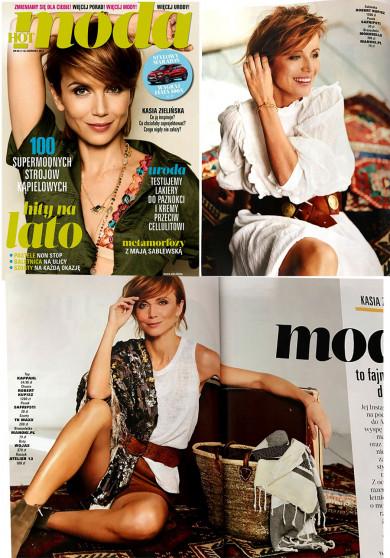 Sesja w magazynie Hot Moda 06