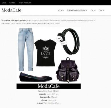 Stylizację na imprezkę :: Moda Cafe
