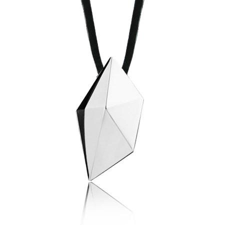 WA074 uniwersalny wisiorek w stylu minimalistycznym