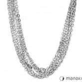 WA171 srebrny naszyjnik