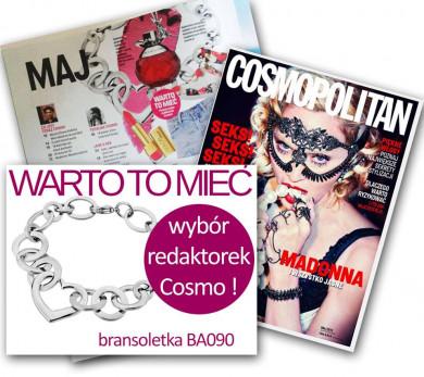 Wybór redaktorek Cosmo